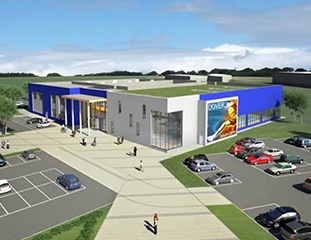 BAM Construction preferred bidder for early stages  of Dover District Leisure Centre Contract