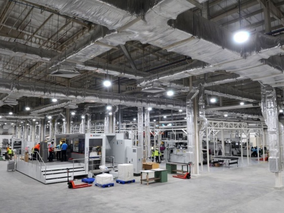 BAM completes packaging plant in Indonesia