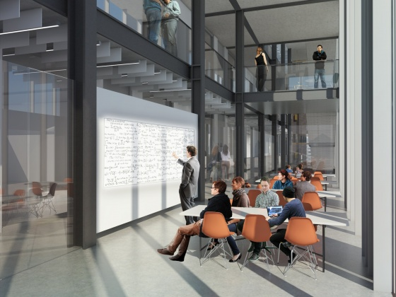 Preferred contractor named for UCLan EIC