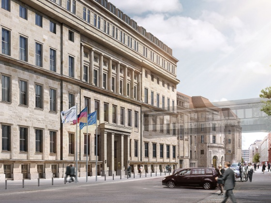 BAM wins joint venture contract for government buildings in Berlin
