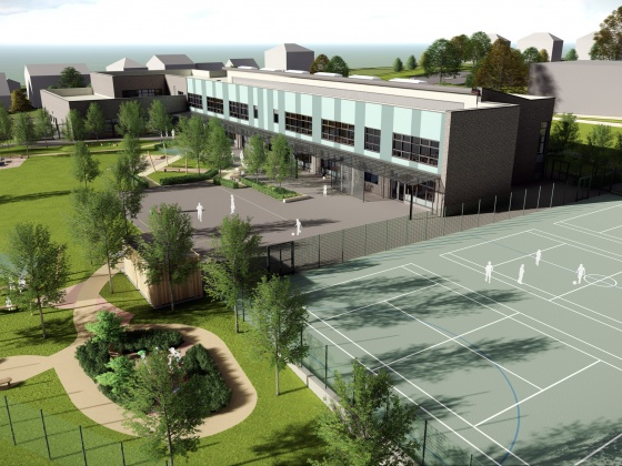BAM chosen to create £10million primary in Huddersfield