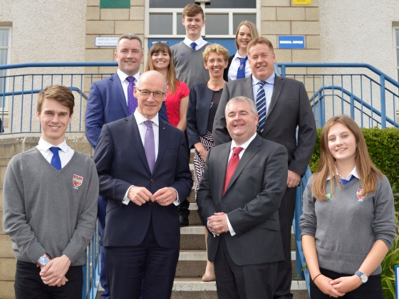 Jedburgh set for new intergenerational learning campus