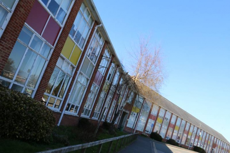 Brecon High School project contractors appointed