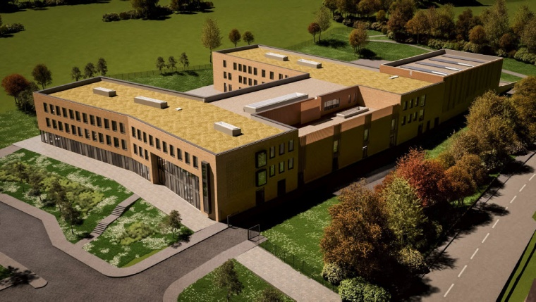 One of UK's most considerate contractors appointed to build Bannerdale School, Sheffield