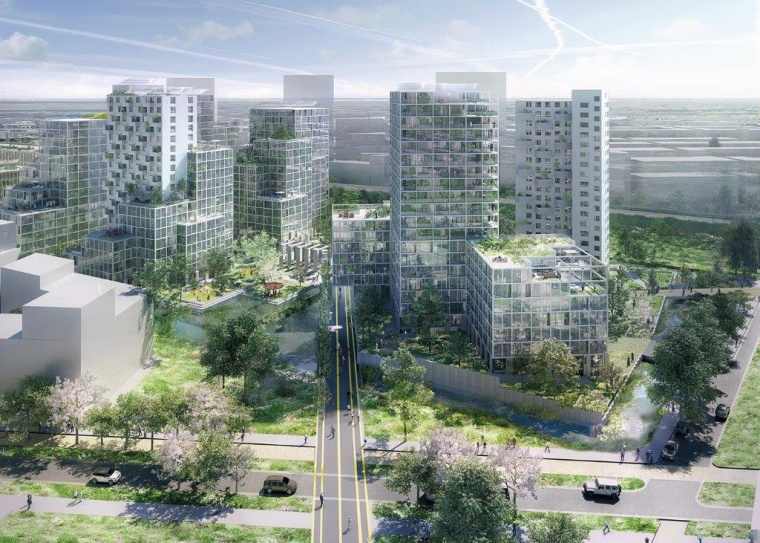 BAM wins large scale city redevelopment project in Amsterdam
