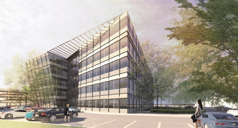 Egham's newest building gets thumbs up from the inspectors