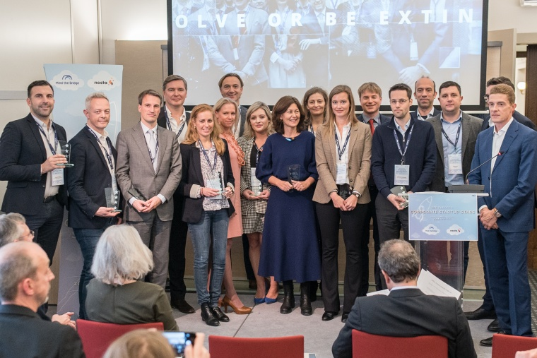 BAM awarded for collaboration with startups across Europe