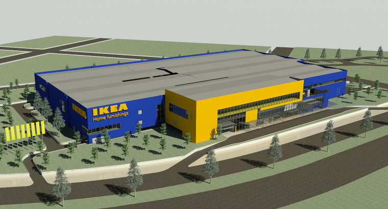 BAM appointed to deliver IKEA store in Jakarta