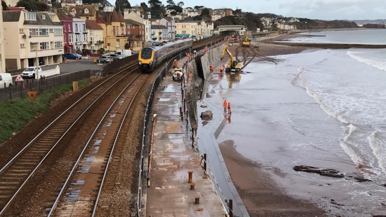 Devon economy handed £3m boost with more to come as Network Rail commits to using local businesses where possible