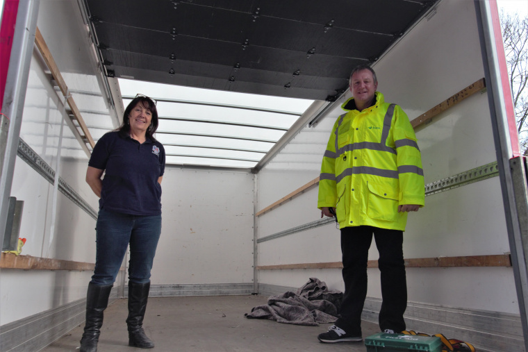 Hertfordshire building giant donates 500 items of surplus furniture as it re-locates from St Albans to Hemel Hempstead