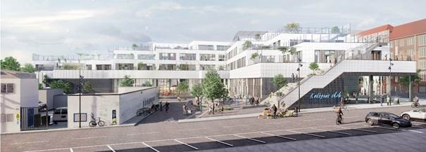 BAM wins design and build contract for new school in Kødbyen (Copenhagen)