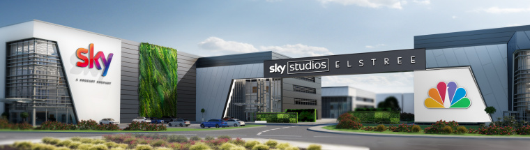BAM appointed to build Sky Studios Elstree