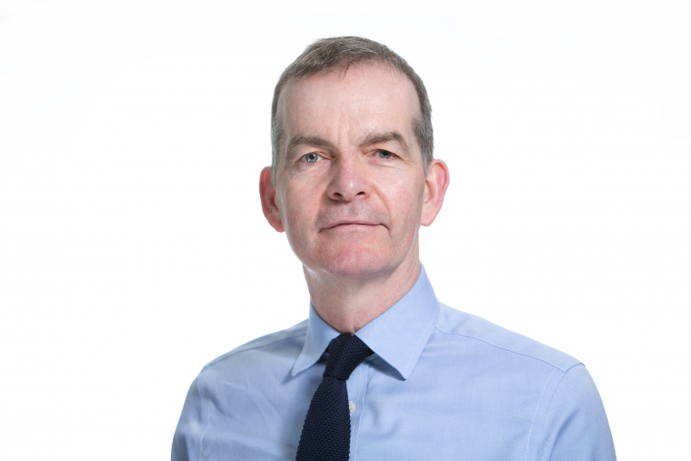 Jim Ward appointed BAM Construction's Regional Director for Scotland