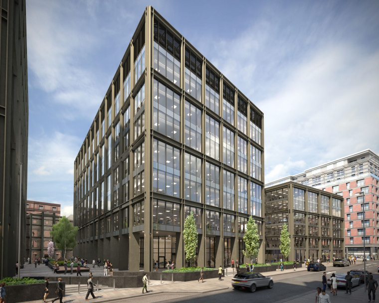 New occupier signs up for Atlantic Square Building 2
