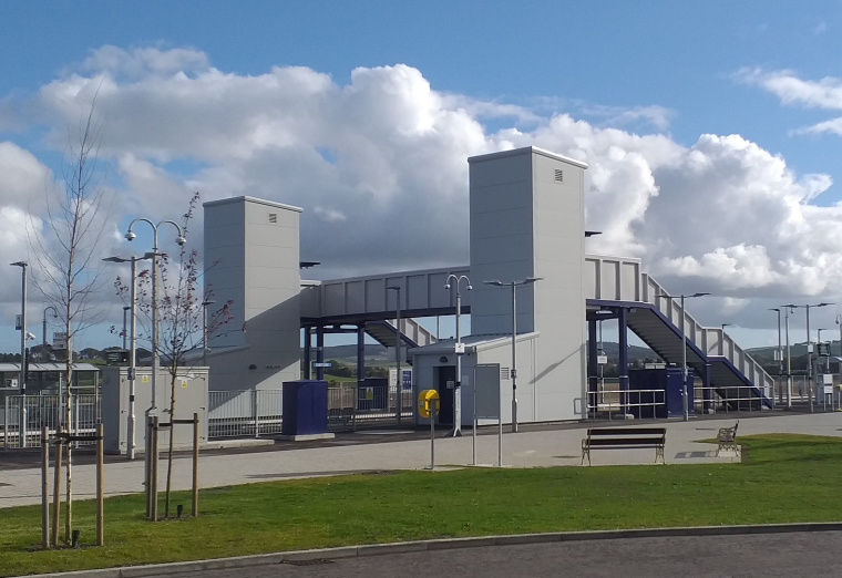 Station at Kintore