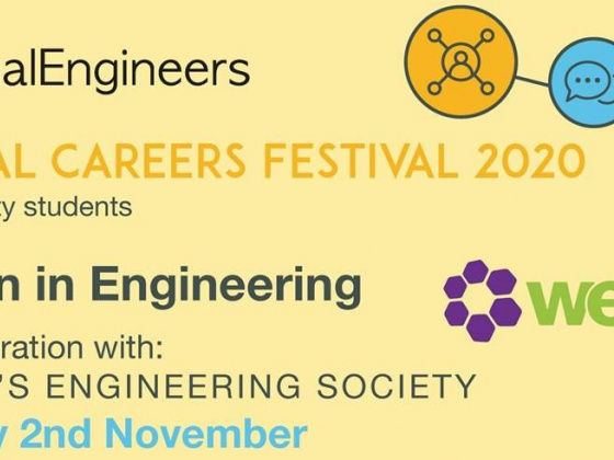 Banner virtual careers festival