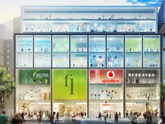 BAM wins contract for Frankfurt shopping centre
