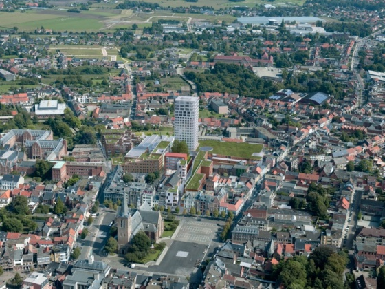 Interbuild wins major contract for urban development project in Turnhout (Belgium)