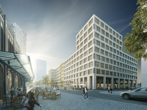 BAM wins office contracts in Berlin