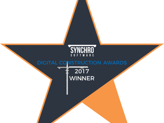 BAM receives Synchro Digital Construction Award for 30 Broadwick, London