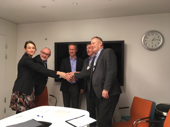 BAM in joint venture with NCC awarded major Swedish tunnel project