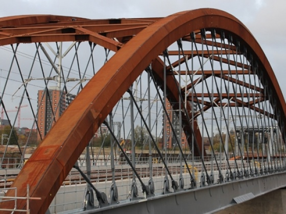 Ordsall Chord comes to a successful completion