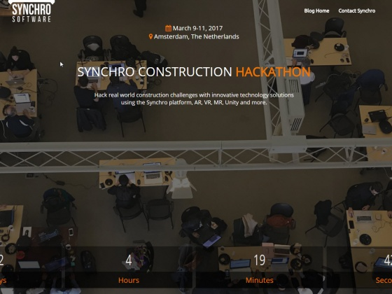 BAM sponsors Synchro Software's' Digital Construction Conference