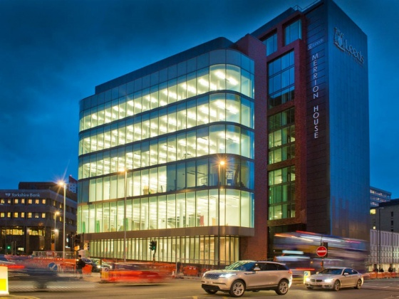 Town Centre Securities hails Merrion House as major redevelopment completes