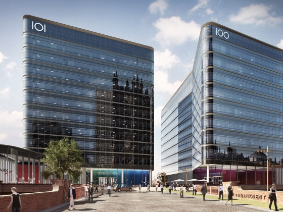 BAM confirmed as contractor for 100 Embankment