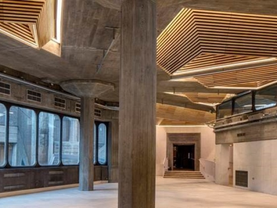Queen Elizabeth Hall And Purcell Room reopen with fresh new architectural design and features