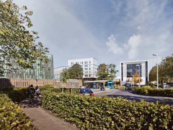 BAM confirmed as University of Southampton's contractor for £35 million scheme