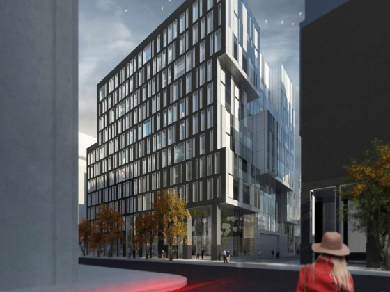 Argent confirms BAM's role on new Kings Cross building
