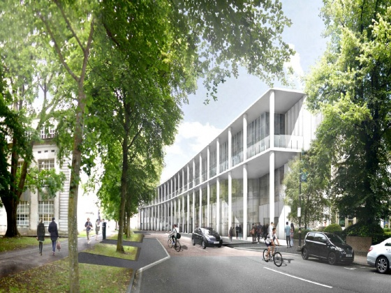 BAM appointed for construction of Cardiff University building