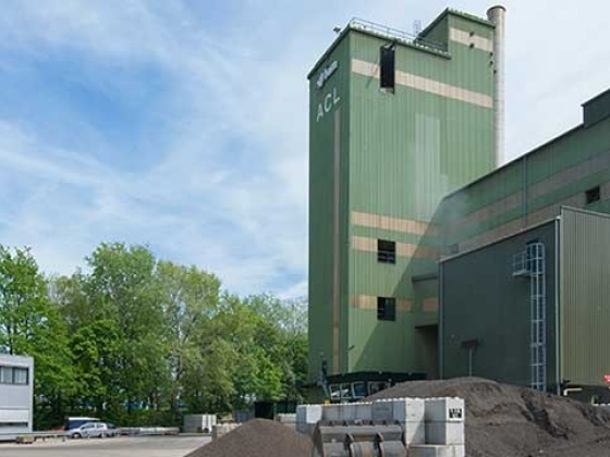 Heijmans and BAM are investigating possible joint venture asphalt plants