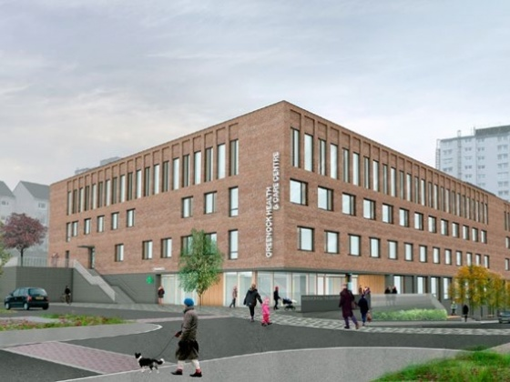Glasgow health projects reach major milestone