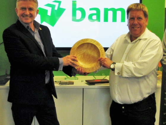 UK Timber praises 'Woodland Hero'