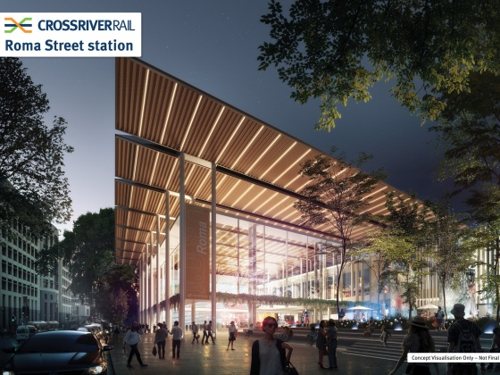 Pulse Consortium selected preferred proponent for tunnel and stations package Cross River Rail, Brisbane, Australia