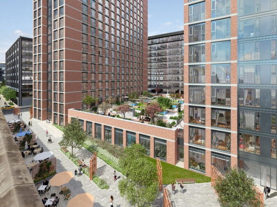 BAM seeks funding partner for major Leeds Build to Rent scheme