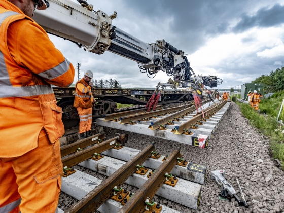 Aberdeen-Inverness line to reopen on-time for passengers