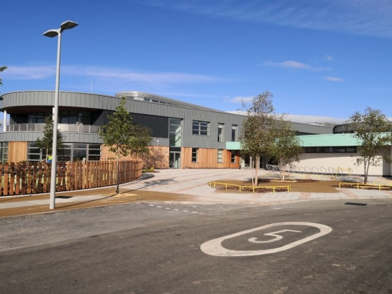 BAM delivers new Newton Mearns Primary School and Nursery