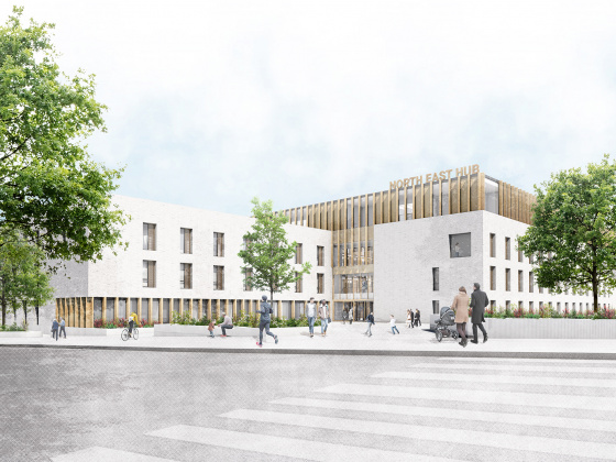 BAM wins new health centre contract