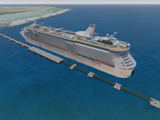 Abu Dhabi Ports doubling visitor capacity at Sir Bani Yas Cruise Beach with AED 100 million expansion