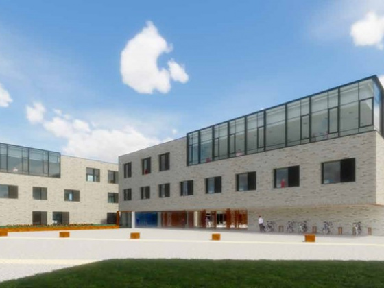 BAM starts work on new health care centre