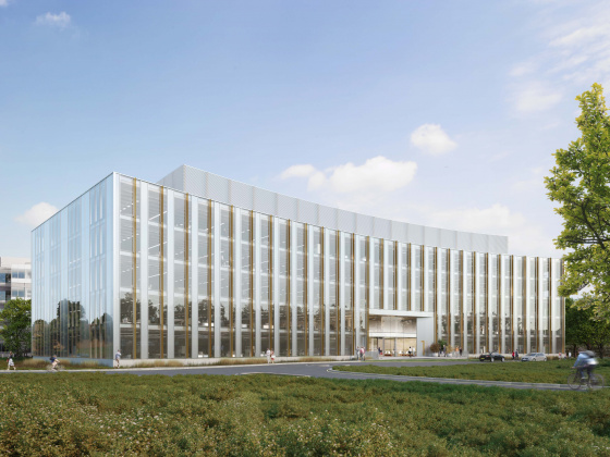 £40 million Staines Development gets underway – and is set to lead the way in flexible working