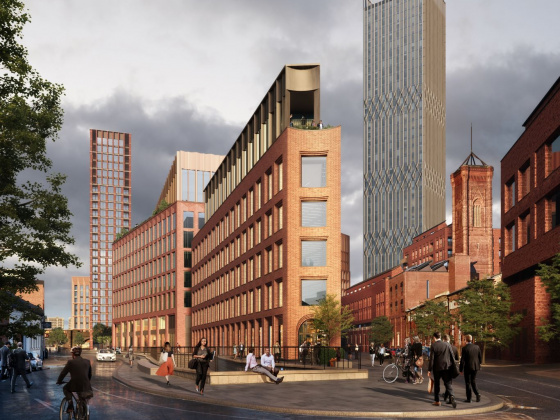 Start on site confirmed at £350 million Leeds City Centre development