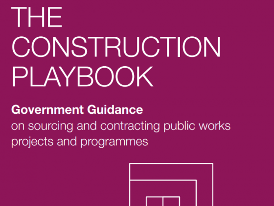 BAM backs new Construction Playbook – creating a more financially resilient, lower carbon industry, building a better future