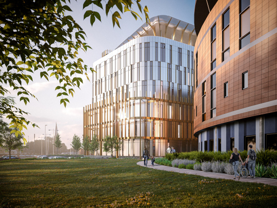 Major new hospital construction programme to get underway next month