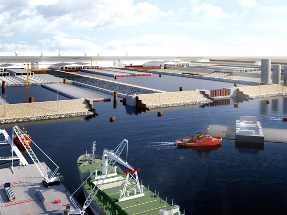 Start of construction of the Femern project, the world's longest immersed tunnel, set to connect Denmark and Germany