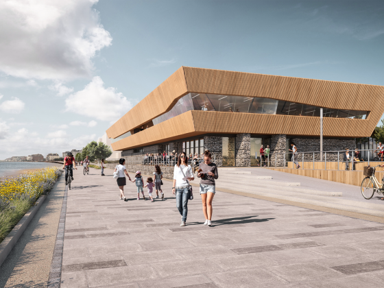 Princes Parade scheme is a step closer to reality as construction contractor appointed