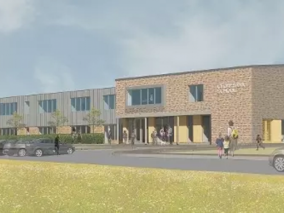 BAM Construction begins work on new £7 million West Lothian school